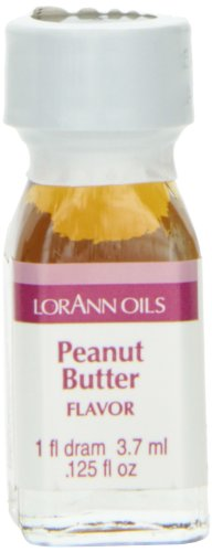 LorAnn Flavorings and Essential Oils, Peanut Butter, 0.12...