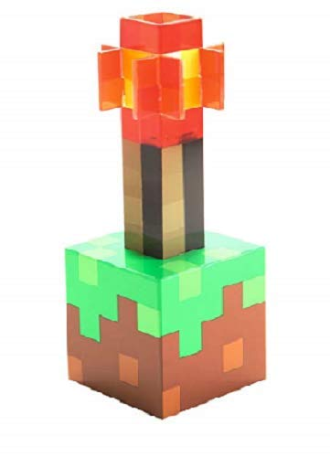 Minecraft Redstone Torch USB Wall