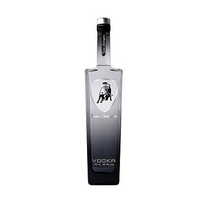 Tonino Lamborghini Vodka 40 Percents 70cl by Lamborghini