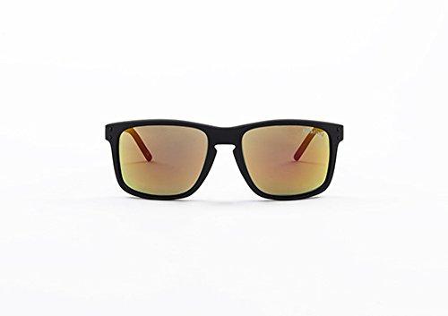 CC002N Sol 18 Mirror Rubber KYPERS Mujer Orange Hombre 57 de 140 Gafas Coconut Black 1xqqw5B4gW