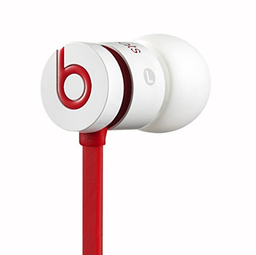 Beats By Dr. Dre urBeats White In-Ear Headphones with Remote and Microphone
