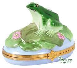 - Artoria Limoges Frog