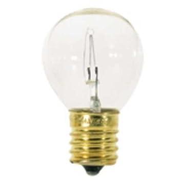 4 Replaces Lava Lamp Bulbs OCSParts 25W Hi-Intensity Light Bulbs