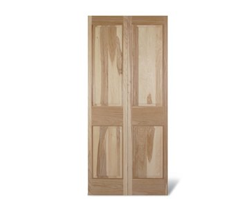 Captivating Combination Door L.C. Schmidt Hickory Bifold Interior Doors   Hickory 3 Ft.  X 8 Ft