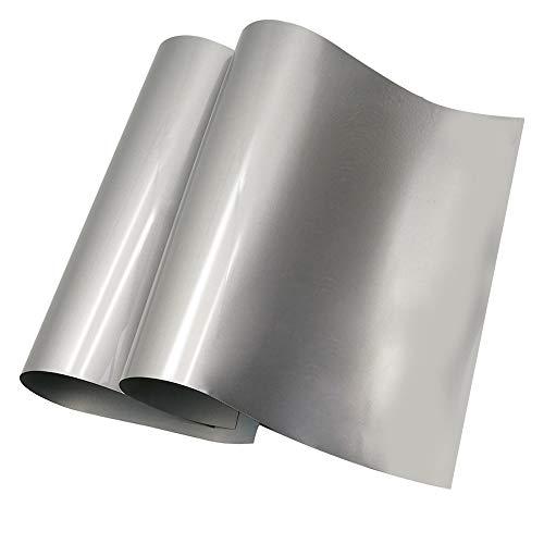 Heat Transfer Vinyl Silver 12