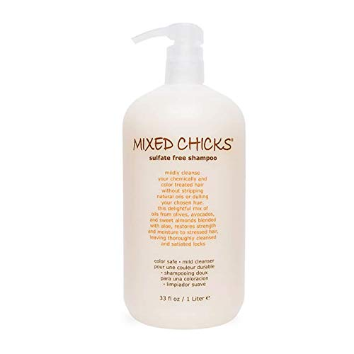 Mixed Chicks Sulfate-Free Shampoo for Colored & Chemically T