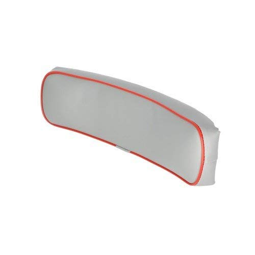 Backrest Vinyl Gray with Red Trim Massey Ferguson 285 85 TE20 20D 245 1030 185 150 TO35 130 202 30E 40 40 50 65 88 133 140 230 20 204 283 TEA20 TO20 TO30 35 98 135 178 240 250 235 30 203 20C 181325M91