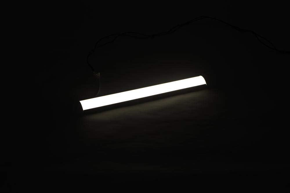 FreedomT LED Feuchtraumleuchte 30cm Energieklasse A+ 10W LED Deckenleuchte R/öhre 1200LM Neutralwei/ß 4000K IP65 Wasserfest LED Lampe f/ür Garage Keller Bad Werkstatt Feuchtraum Warenhaus