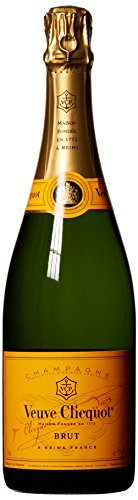 NV Veuve Clicquot Yellow Label, Champagne 750 mL Wine