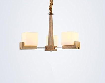 Kronleuchter Mit Lampenschirm ~ Innenbeleuchtung kronleuchter eiche lampen lampenschirm glas zur