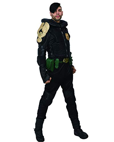 xcoser Judge Dredd Costume For Adult Halloween Cosplay