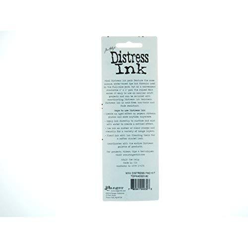 Ranger Tim Holtz Distress Mini Ink Kits-Kit #2 (Twо Pаck)