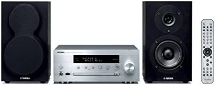 Yamaha MusicCast MCR-N470D - Microcadena, plata