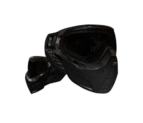 HK Army KLR Paintball Masks - Black by  HK Army