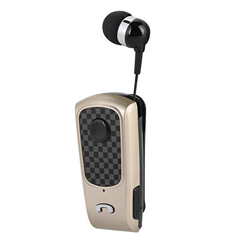 Bluetooth Wireless Headphones, Retractable Lavalier: Amazon.co.uk: Electronics