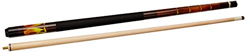 Trademark Games Fantasy Dragon Billiard Pool Cue With Case, (Custom Pool Cue Cases)