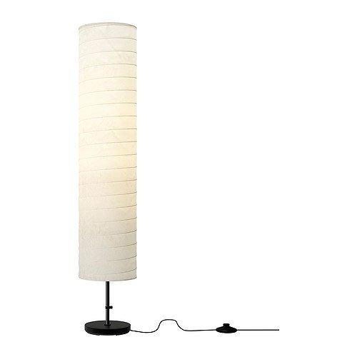 IKEA Holmö Stehleuchte Papier Loungeleuchte