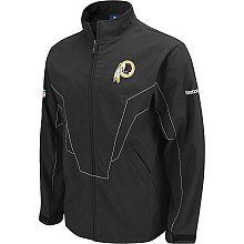 (Reebok Washington Redskins Sideline United Soft Shell Jacket Medium)