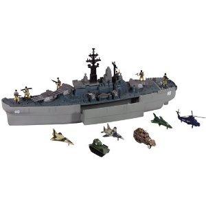 USS Giant Battleship