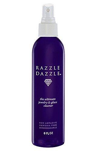 Razzle Dazzle Jewelry, Watch & Glass Cleaner Spray Bottle, 8 - Of Watches Sunglasses World