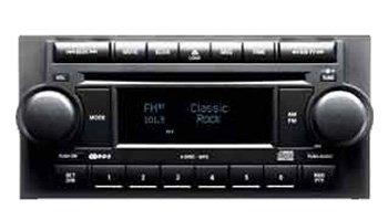 Amazon com: Mopar OEM Chrysler 300 REF AM / FM Stereo With