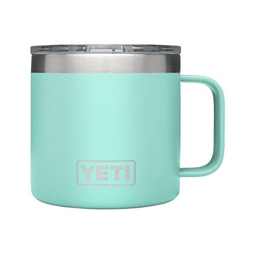 YETI Rambler 14 oz Stainless Steel Vacuum Insulated Mug Lid by YETI