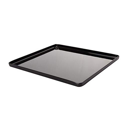 Jenify Baking Tray,Nonstick Baking Sheet Pan Grill Cookware Charcoal Barbecue Tray Oven Crisper