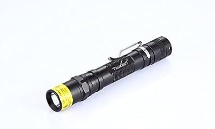 TANK 007 uv-aa02 UV Lampe de Poche 3 w 365 Presque comme neuf pour carte de contrôle dokumentenkontrol