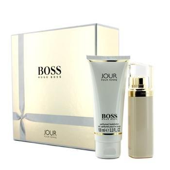 Hugo Boss Jour pour Femme Set (Eau de Parfum, 50 ml+Bodylotion, 100 ml), 1er Pack(1 x 1 Stück) 1er Pack(1 x 1 Stück) 0737052719573
