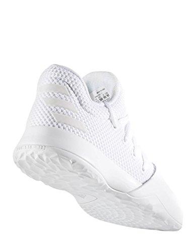 adidas Harden Vol. 1 C, Zapatillas de Deporte Unisex Niños Varios colores (Ftwbla / Ftwbla / Tinley)
