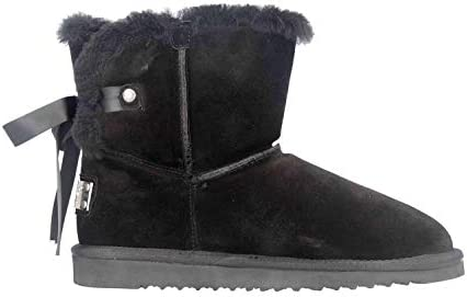 MUSTANG Women's 1343-606-9 Ankle Boots Black Size: 10 UK