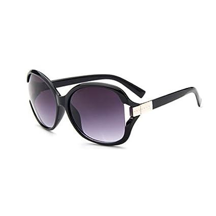 58cc50f3b6 tocoss (TM) nuevas mujeres marca funda Vintage gafas de sol las mujeres  deporte al