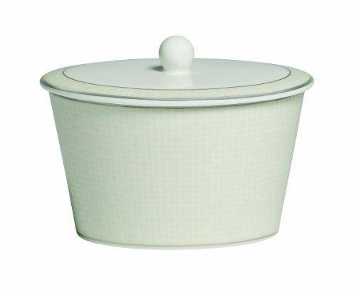Royal Doulton Opalene Covered Sugar Bowl, 12-Ounce