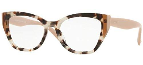 VALENTINO VA 3029 Beige Havana 51/18/140 Women Eyewear ()