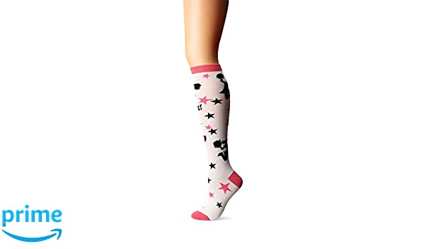 37f65437cf9 K. Bell Women s Cheer Knee High Socks at Amazon Women s Clothing store