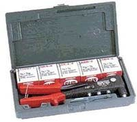 Marson 39001 200 Kit with Hp-2 & Assorted Klik-Fast Rivets with Ca