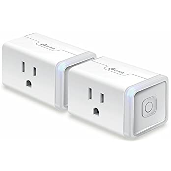 Kasa Smart WiFi Plug Mini by TP-Link No Hub Required, Works with Alexa and Google
