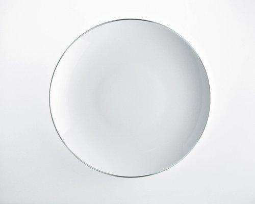 Alessi Mami Platinum Dessert Plate 8