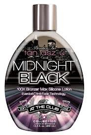 Tan Asz U MIDNIGHT BLACK 100X Bronzer - 13.5 oz. by Brown Su