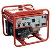 Multiquip GA36HB Portable Generator with Honda Motor, 7.1 HP, 120/240 VOLT, 3600 WATT Output