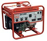 Multiquip GA36HB Portable Generator with Honda Motor, 7.1 HP, 120/240 VOLT, 3600 WATT Output