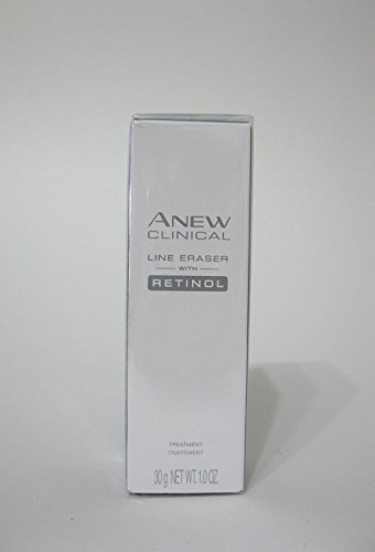 Avon Anew Clinical Line Eraser with Retinol Treatment 1 Ounce ()