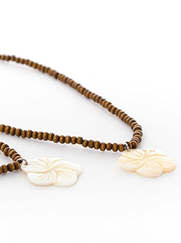 Little Adventures Princess Jewelry - Polynesian Bracelet and Necklace Set