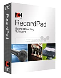 RecordPad Sound Recorder (PC/Mac)
