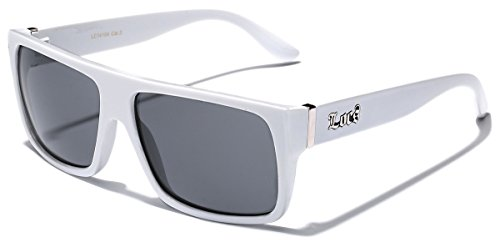 locs sunglasses white - 7