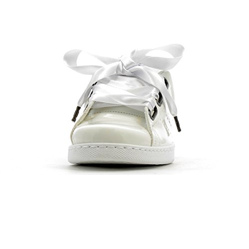 Victoria Donne Bianco Charol Baneras Sneakers Deportivo Basse 7URpa7