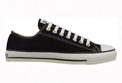 Star Ox Up Converse Fashion All Top Sneakers Lace Low Womens Black EOqqt