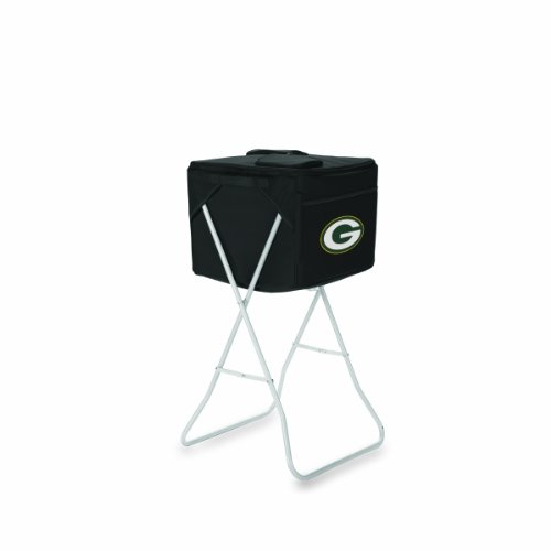 Green Packers Party Portable Cooler