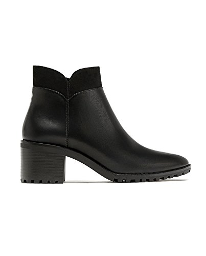 Zara Women High heel ankle boots with track soles 2132/301 (42 EU | 11 US | 9 - Us 2132