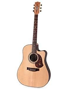 maton er90c acoustic electric guitar musical instruments stage studio. Black Bedroom Furniture Sets. Home Design Ideas